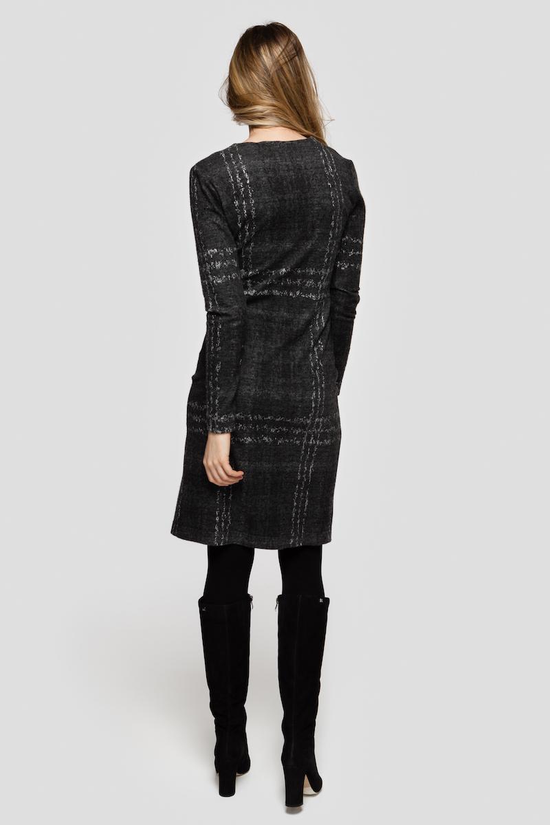 CORINNE jersey dress