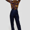 ELISA '70s style blouse