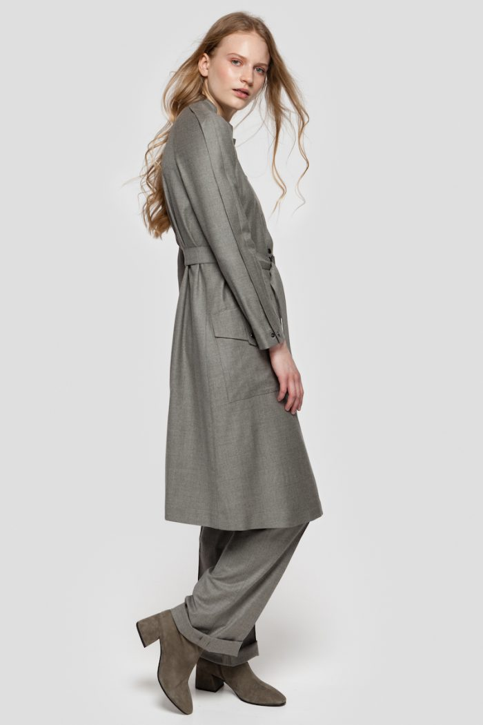 SOPHIA wool dress