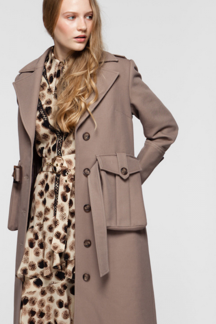 SIMONE tailored coat