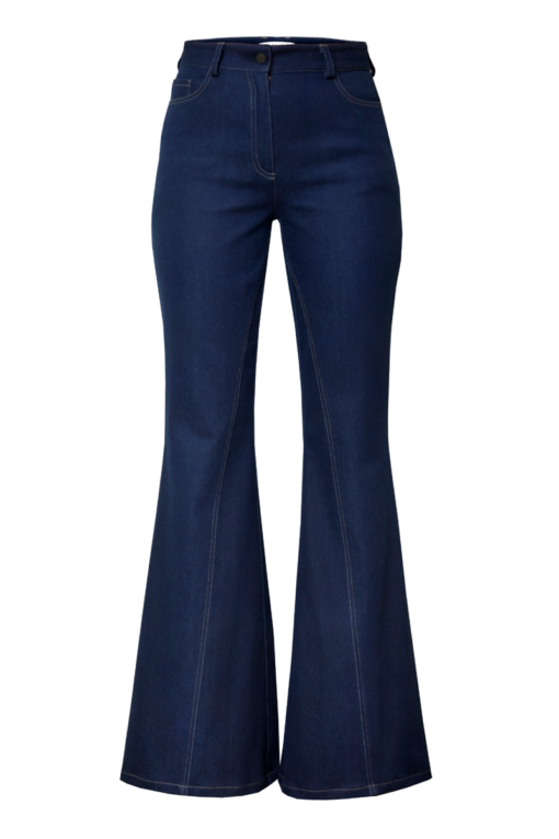 CIA FLARED JEANS IN HERITAGE BLUE
