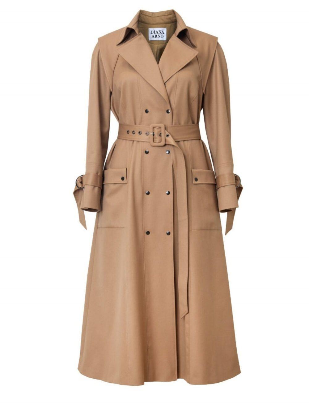 GIA wool coat